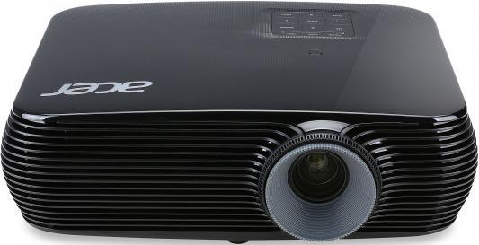 Проектор Acer X1126H 800x600 4000 лм 20000:1 черный MR.JPB11.001 проектор acer x1126h