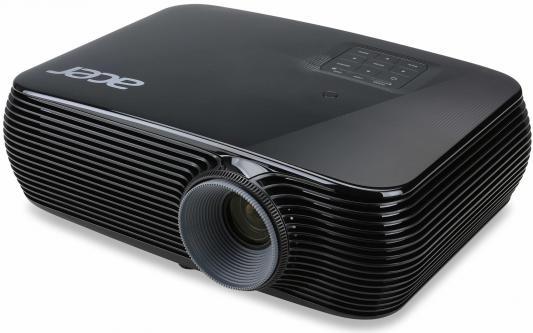 Проектор Acer X1226H 1024x768 4000 люмен 20000:1 черный MR.JPA11.001 проектор optoma x340 1024x768 3100 люмен 22000 1 черный