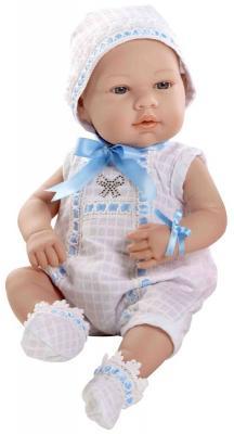 Купить Пупс Arias в боди со стразами Swarowski 42 см, винил, текстиль, Классические куклы и пупсы