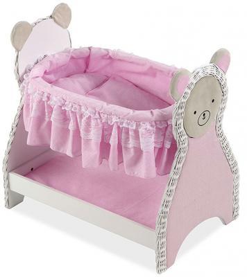 Кроватка для кукол Arias Elegance