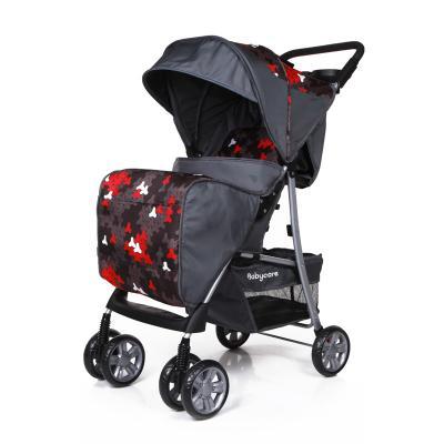 Прогулочная коляска Baby Care Shopper (grey) прогулочная коляска baby care voyager grey 17