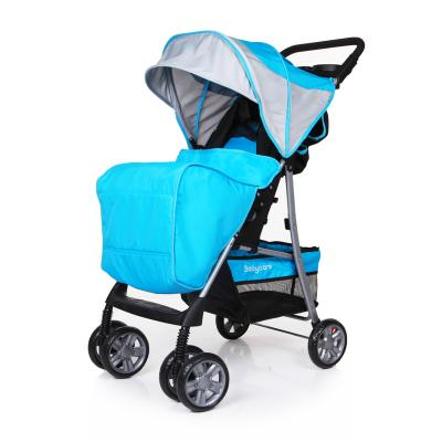 Прогулочная коляска Baby Care Shopper (light blue) baby care hola mb103f light grey blue
