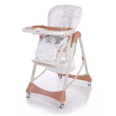 Стульчик для кормления Baby Care Love Bear (brown)