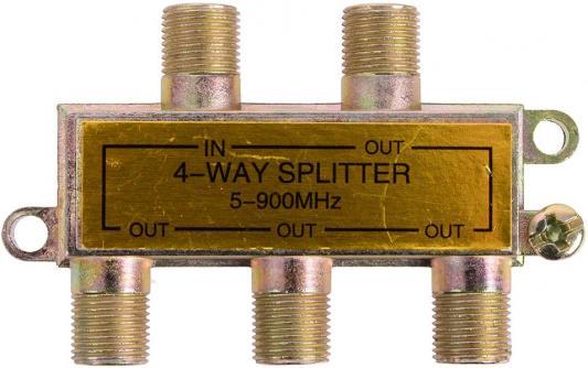 Разветвитель антенный 1 на 4 направления 900 МГц Belsis SP3065