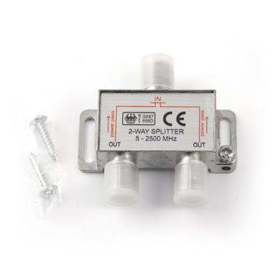 Разветвитель антенный 1 на 2 направления 2.5 МГц Belsis SP3069