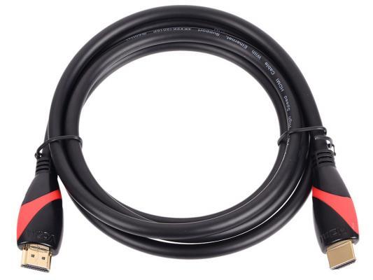 Кабель HDMI 1.8м VCOM Telecom ver 2.0 CG525R-1.8M кабель hdmi vcom cg525r 1m cg525r 1m