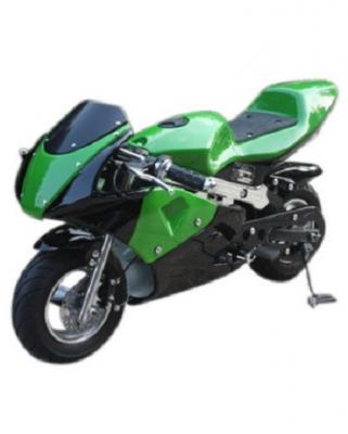 Мотоцикл дет. электр.,TopGear Junior Спорт, 99х48х50,36В/12Ач 500Вт, зел-черн двухколесные самокаты topgear junior т59740