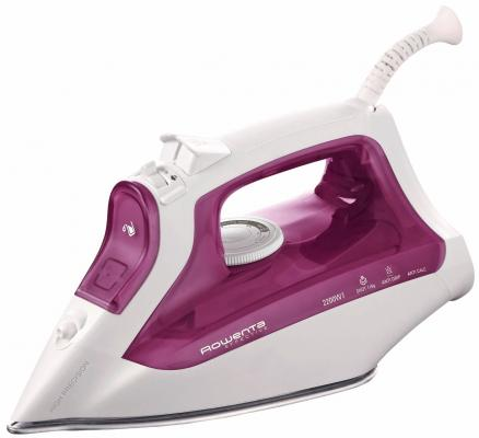 Утюг Rowenta DW1120D1 2200Вт фиолетовый белый