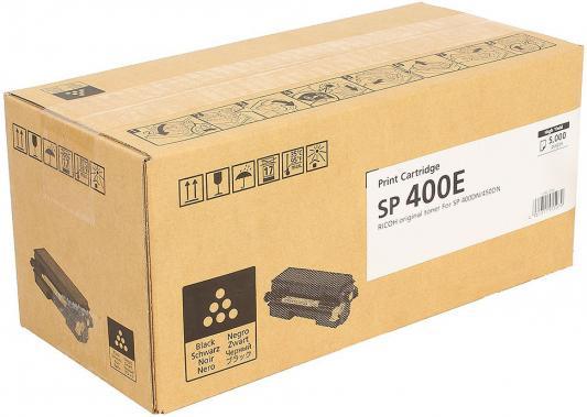 Картридж Ricoh SP 400E для SP400DN/SP450DN черный 5000стр 408061