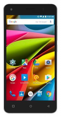 "Смартфон ARCHOS 50b Cobalt Lite серебристый 5"" 16 Гб LTE Wi-Fi GPS 3G 503386"