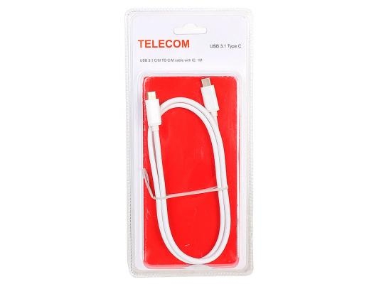 Кабель USB 3.1 СM-СM 1м VCOM TC420_B