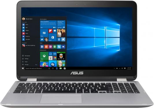 Ноутбук ASUS TP501UQ-DN081T 15.6 1920x1080 Intel Core i7-7500U 90NB0CV1-M00930 ноутбук asus tp501uq