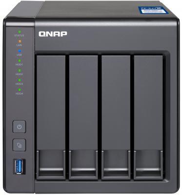 Сетевое хранилище QNAP TS-431X-2G