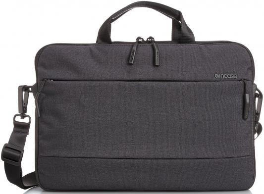 Сумка для ноутбука 13 Incase City Collection Brief полиэстер черный CL55493 рюкзак для ноутбука 17 incase city collection нейлон черный cl55450