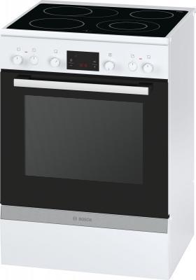 Электрическая плита Bosch HCA644220R белый