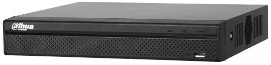Видеорегистратор сетевой Dahua DHI-NVR2108HS-S2 1хHDD 6Тб HDMI VGA до 8 каналов видеорегистратор сетевой dahua dhi nvr2104hs p s2 1хhdd 6тб hdmi vga до 4 каналов