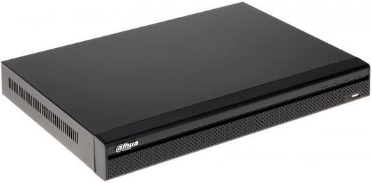 Видеорегистратор сетевой Dahua DHI-NVR2204-S2 2хHDD 6Тб HDMI VGA до 4 каналов видеорегистратор сетевой dahua dhi nvr2104hs p s2 1хhdd 6тб hdmi vga до 4 каналов