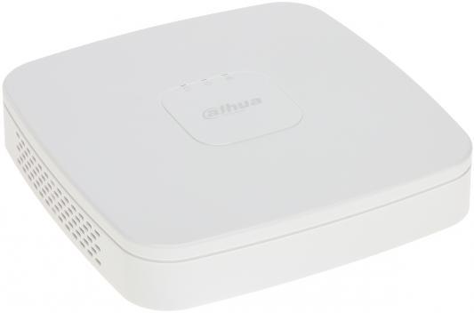 Видеорегистратор сетевой Dahua DHI-NVR2104-S2 1хHDD 6Тб HDMI VGA до 4 каналов видеорегистратор сетевой dahua dhi nvr2104hs p s2 1хhdd 6тб hdmi vga до 4 каналов
