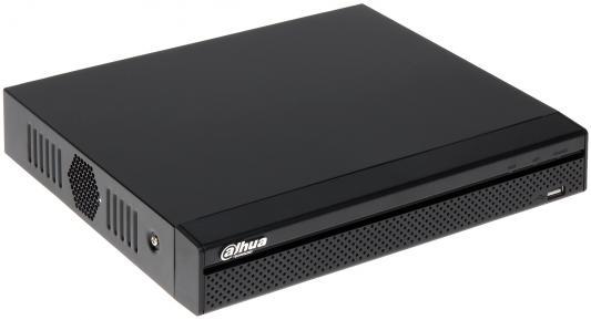 Видеорегистратор сетевой Dahua DHI-NVR2104HS-S2 1хHDD 6Тб HDMI VGA до 4 каналов видеорегистратор сетевой dahua dhi nvr2104hs p s2 1хhdd 6тб hdmi vga до 4 каналов