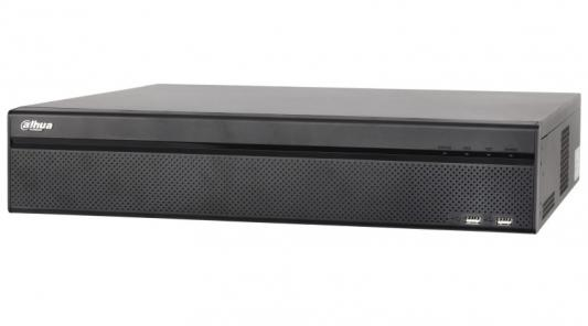 Видеорегистратор сетевой Dahua DHI-NVR4816-4KS2 8хHDD 6Тб HDMI VGA до 16 каналов