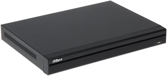 Видеорегистратор сетевой Dahua DHI-NVR4216-4KS2 2хHDD 6Тб HDMI VGA до 16 каналов видеорегистратор сетевой dahua dhi nvr2104hs p s2 1хhdd 6тб hdmi vga до 4 каналов