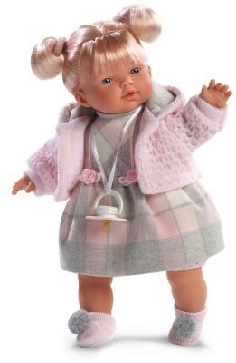 Кукла Llorens Аитана 33 см со звуком