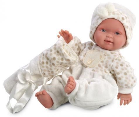 Кукла Llorens Бэбито c одеялом 26 см