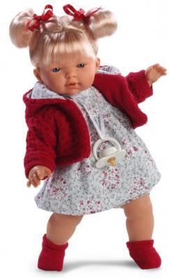 Кукла Llorens Изабела 33 см со звуком куклы и одежда для кукол llorens кукла алиса 33 см со звуком