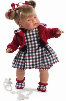 Кукла Llorens Катя (38308) 38 см