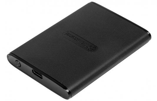 Внешний жесткий диск 1.8 USB 3.1 480 Gb Transcend ESD220C TS480GESD220C черный