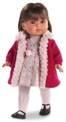 Кукла Llorens Лаура (L 54515) 45 см llorens кукла лаура 45 см l 54514
