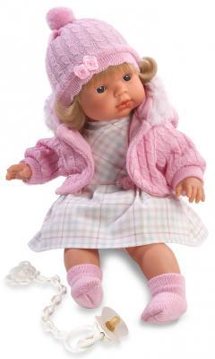 Кукла Llorens Лидия (38538) 38 см llorens кукла жоэль 38 см llorens