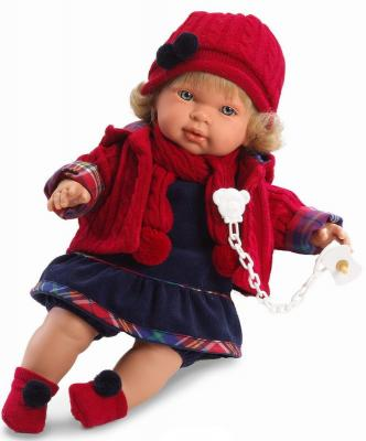 "Кукла Llorens ""Марина"" 42 см"