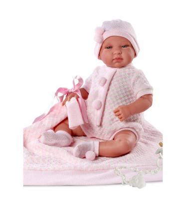Кукла Llorens младенец 43 см
