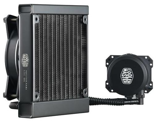 Водяное охлаждение Cooler Master MasterLiquid Lite 120 MLW-D12M-A20PW-R1 Socket 2066/2011-v3/2011/1366/1151/1150/1156/1155/775 от 123.ru