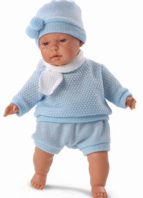 Кукла Llorens Павел 33 см куклы и одежда для кукол llorens кукла алиса 33 см со звуком