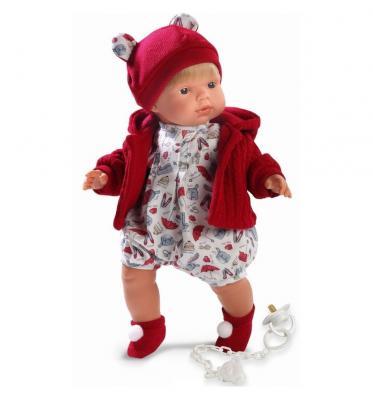 Кукла Llorens Саша 38 см