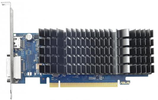 Видеокарта ASUS GeForce GT 1030 GT1030-SL-2G-BRK PCI-E 2048Mb 64 Bit Retail (90YV0AT0-M0NA00)
