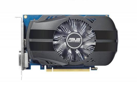 Видеокарта 2048Mb Asus GeForce GT1030 PCI-E GDDR5 64bit HDMI DVI HDCP PH-GT1030-O2G Retail