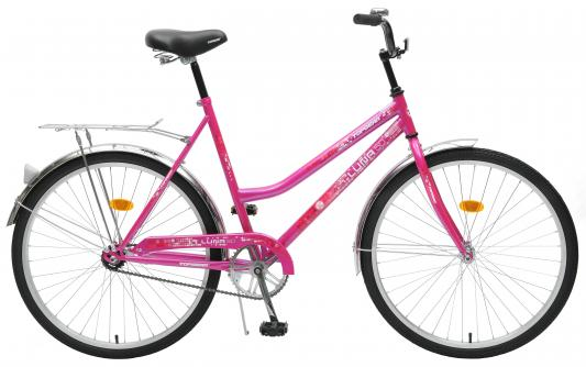 цена на Велосипед Top Gear Luna 50 26 розовый ВН26246