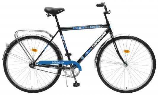 "Велосипед Top Gear Delta 50 28"" черно-синий"