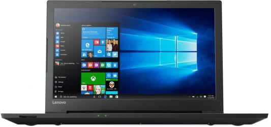 Ноутбук Lenovo IdeaPad V110-15ISK  15.6'' HD(1366x768) nonGLARE/Intel Core i3-6006U 2.00GHz Dual/8GB/1TB/GMA HD/noDVD/WiFi/BT4.1/0.3MP/4in1/4cell/2.00kg/W10Pro/1Y/BLACK 80TL00BCRK