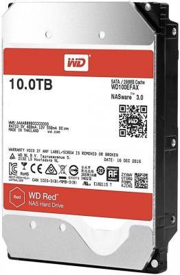 "Жесткий диск 3.5"" 10Tb 5400rpm Western Digital WD Red SATAIII WD100EFAX от 123.ru"