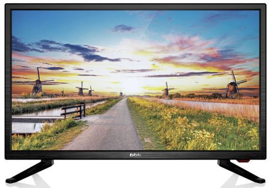 купить Телевизор BBK 22LEM-1027/FT2C черный по цене 7430 рублей