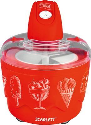 Мороженница Scarlett SC-IM22255 красный