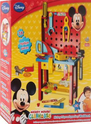 """Игровой набор Bildo """"Микки Маус"""" 38 предметов bildo игровая мастерская микки маус b 8402"""