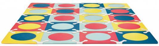 Напольный коврик Skip-Hop (мульти микс) игровые коврики орто пазл напольное покрытие микс базовый