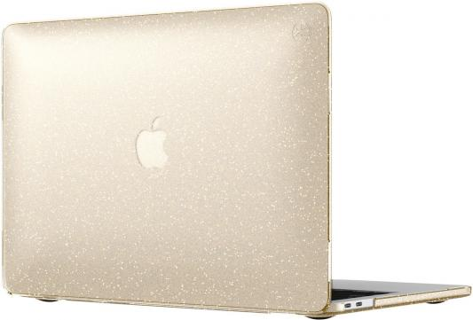 Чехол для ноутбука MacBook Pro 13 Speck SmartShell Glitter пластик прозрачный 90207-5636 чехол накладка для ноутбука macbook pro 13 speck smartshell пластик розовый 90206 6011