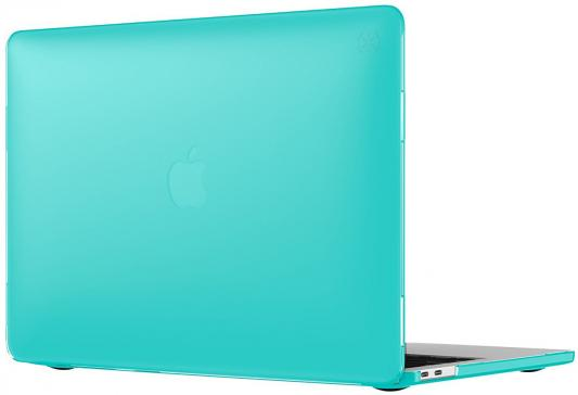 Чехол-накладка для ноутбука MacBook Pro 13 Speck SmartShell пластик синий 90206-B189 чехол для ноутбука macbook pro 15 speck smartshell пластик синий 90208 b189