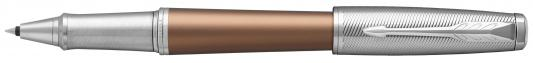 Ручка-роллер Parker Urban Premium T311 Orange CT черный F 1931626